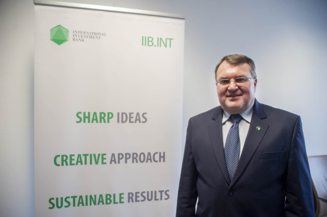 The newly appointed Deputy Chairperson of IIB  Management Board Imre Laszlóczki reflects on the Bank's strategic development in his first  interview to Portfolio.hu