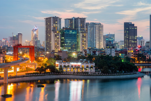 IIB continues to support Vietnam's financial sector: the Bank participated in a syndicated loan facility to VPBank Finance Company Limited, one of retail banking leaders in the country