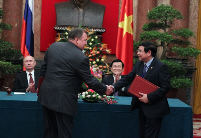 International Investment Bank credits small enterprises of Vietnam
