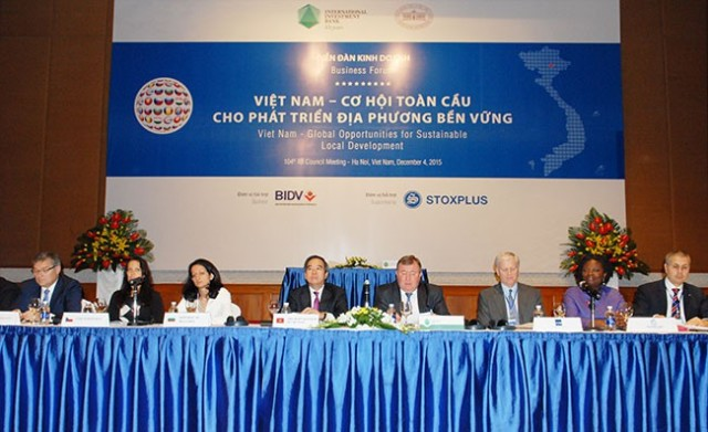 IIB wraps up its 104th Council Meeting in Vietnam