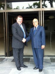 IIB's Delegation Visited Cuba