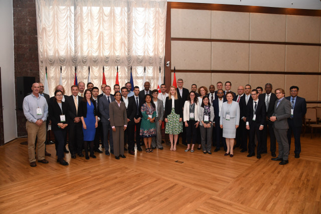IIB hosts the annual meeting of Global Emerging Markets Risk Database Consortium (GEMs)