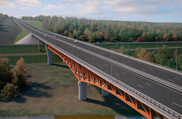 Russian transport infrastructure support: IIB joins a group of lenders providing long-term financial support for the construction of Central Ring Road
