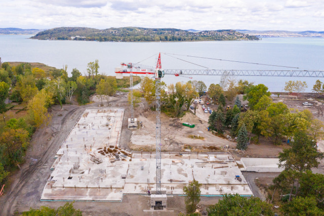 IIB supports the development of strategic Hungarian tourism industry: the Bank will provide a loan for the construction of an important family resort and recreation centre on Lake Balaton.