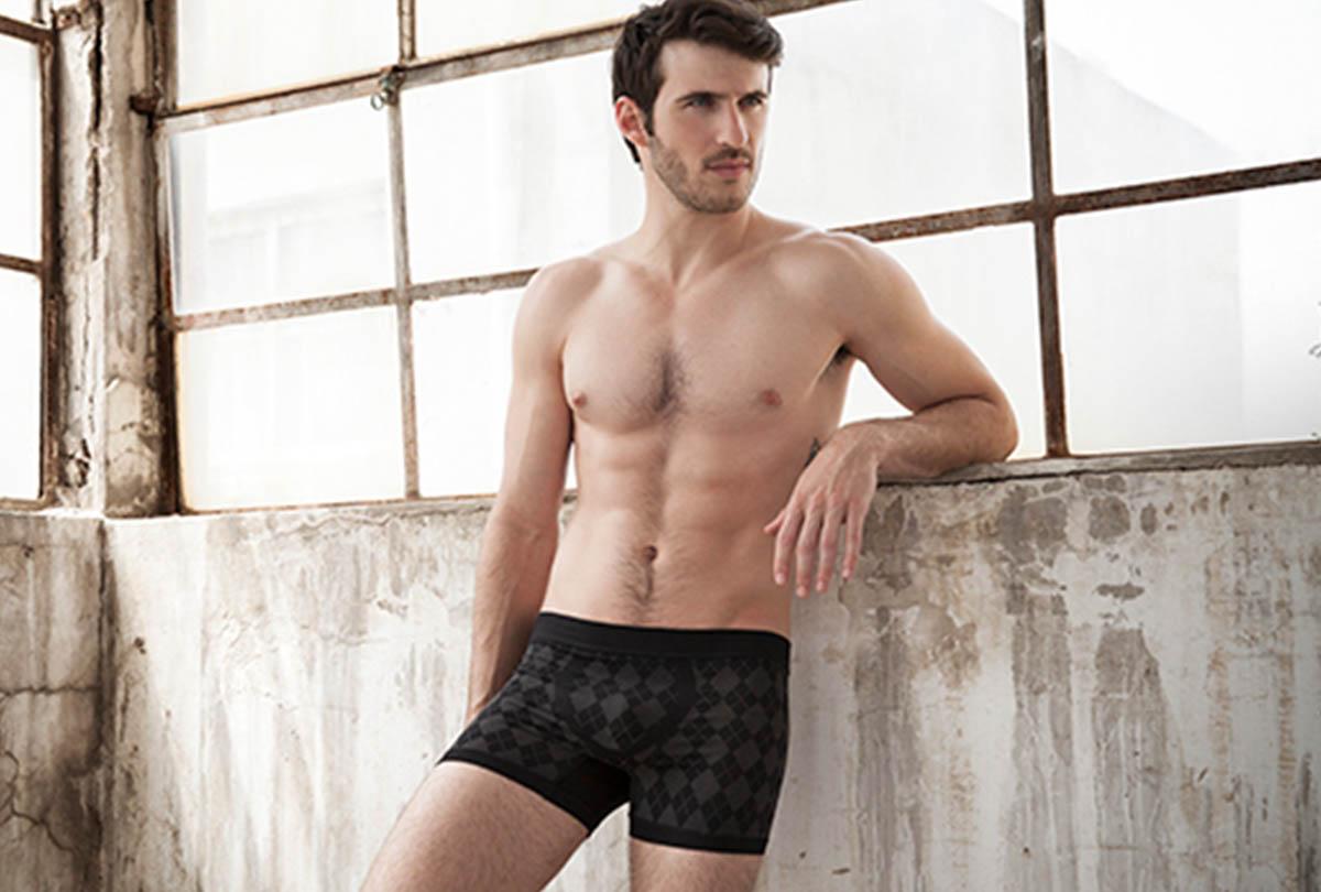 jacquard seamless underwear
