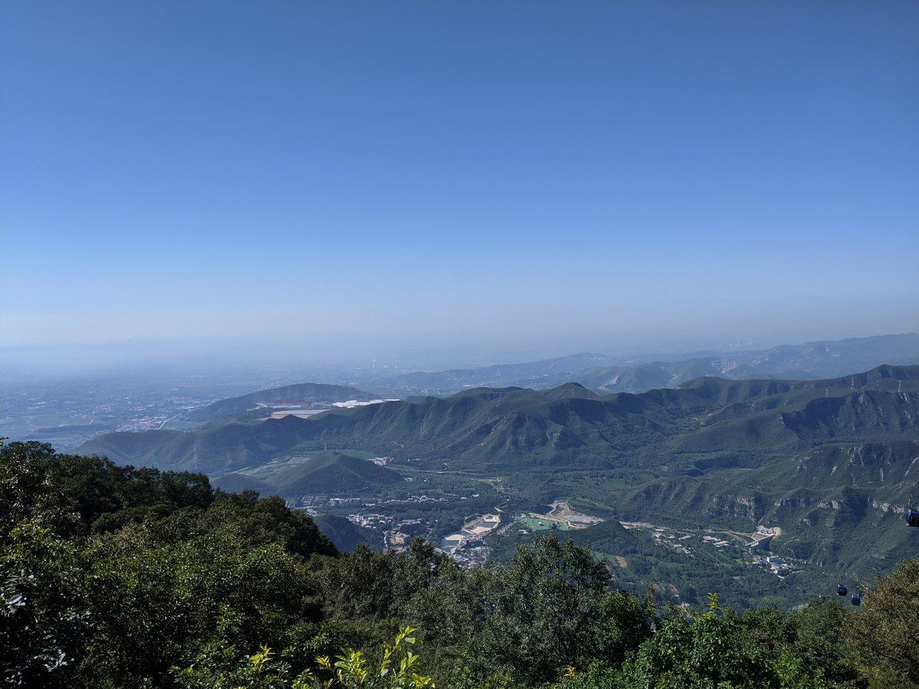 凤凰岭观景