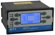 MP4 Plus Panelmontert display