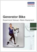 Experiment Manual for teacher: Generator Bike, english