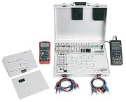 MobileLab AC koffert for grunnleggende elektronikk