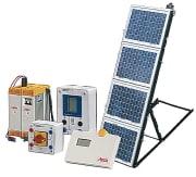 Solar Power Laboratory (On-grid systems)