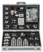 Basic pneumatic kit according to BIBB with SMC components
