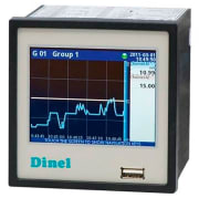 MGU-800 Grafisk display, 8x mA, 8x VDC, 230V