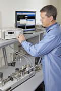 Gass flow kalibrator 50 SLM (dobbelt utvidet område)