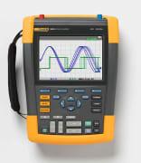 ScopeMeter® 2 kanaler, 100MHz, Med programvarvare og koffert