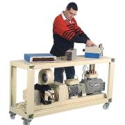 Bord for Langlois EL-maskin, L=1610mm, B=470mm, H=500mmm