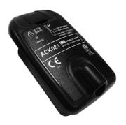 Batteripakke for LiteCom Plus, Lithium 3,7V 1800mAh