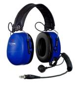 Headset med høy demping, standard J11, ATEX, hodebøyle