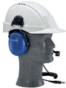 Peltor Headsett for helmet Atex