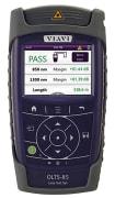 OLTS-85 SmartClass Fiber, MM og SM Fibersertifisering