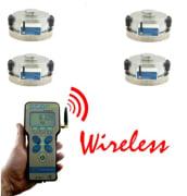 Trådløse dynamometer for kompresjon