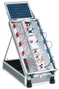 Undervisningsmodell for grunnleggende studie av solenergi