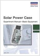 Eksperimenthåndbok for solcellepanel i trillekoffert, Lærer