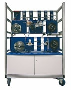 Komplett hydraulisk bremsesystem m/ bremsekraftassistent