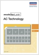 AC eksperiment manual for lærere, (DC76806)