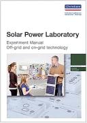 Experiment Manual for teacher: Solar Power Laboratory, engli