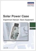 Eksperimenthåndbok for solcellepanel i trillekoffert, elever