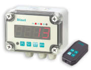 PDU-420 Digitalt display, veggmontert, 230V