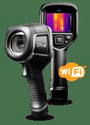 E6-XT IR-kamera 240x180, -20...550°C,<60mK (45°)