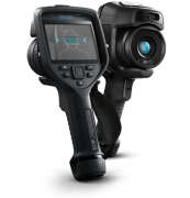 E86-EST IR-Kamera for termisk skanning, 15...45°C (24°)