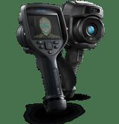 E54-EST IR-Kamera for termisk skanning, 15...45°C (24°)