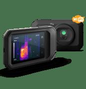 C-serien kompakte IR-kameraer