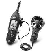 EM54 Temperatur- og fuktighetsmåler (med lufthastighet)
