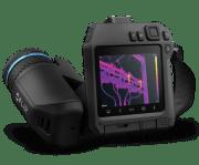 T8xx-serien IR-kamera m/ viewfinder