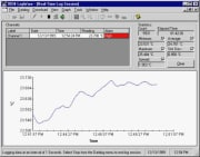 Logware software, 1 kanal, 1 bruker