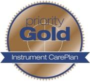 Gold CarePlan for instrumenter
