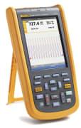 ScopeMeter® 2 kanaler, 40 MHz, Med programvare og bæreveske