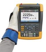 ScopeMeter 2 kanaler 200MHZ Med programvare og koffert