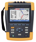 400Hz full PQ og energi analyse/uten tenger