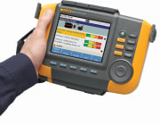810 Vibration Tester with diagnostics.Cables, 3-axi