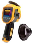 Ti401 Pro IR-kamera 640x480 inkludert telelinse