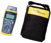CableIQ main unit med soft Bæreveske og remote adapter