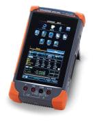 Håndholdt digitalt oscilloskop 100MHz 2 kanaler