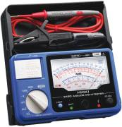 Isolasjonstester 250 til 1000V, Analog m/lavohm