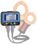 LR8513 Bluetooth strømlogger, 2 kanaler
