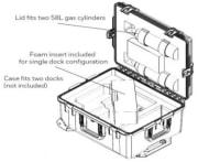IntelliDoX feltkoffert (stor)