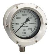 Subsea manometer